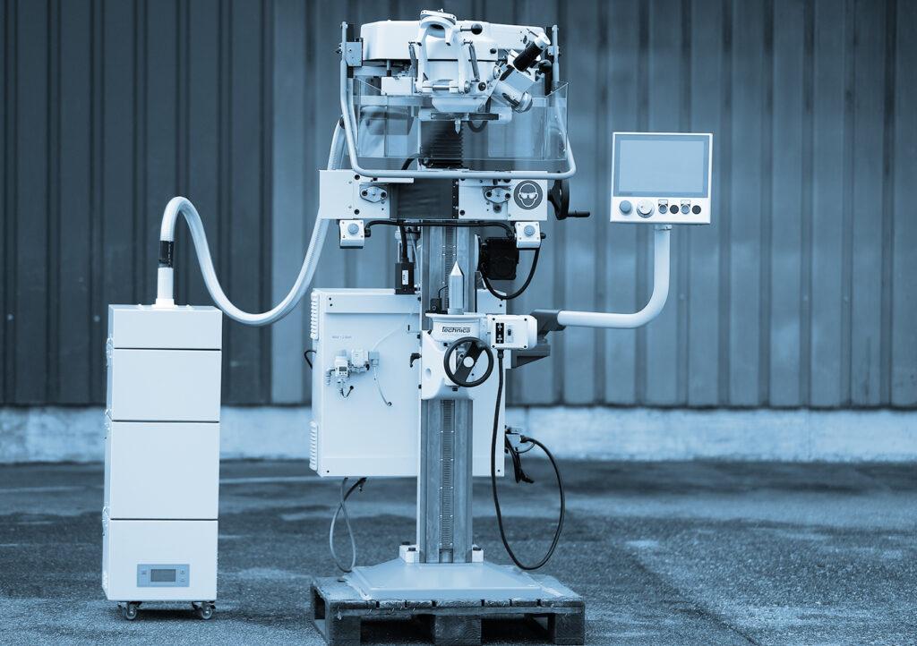Zentroflex Zentrumschleifmaschine